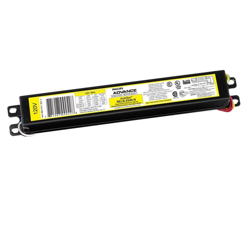 philips advance replacement ballasts 496786 64_1000 philips advance ambistar 40 watt 2 lamp t12 rapid start high relb 2s40 n wiring diagram at bayanpartner.co
