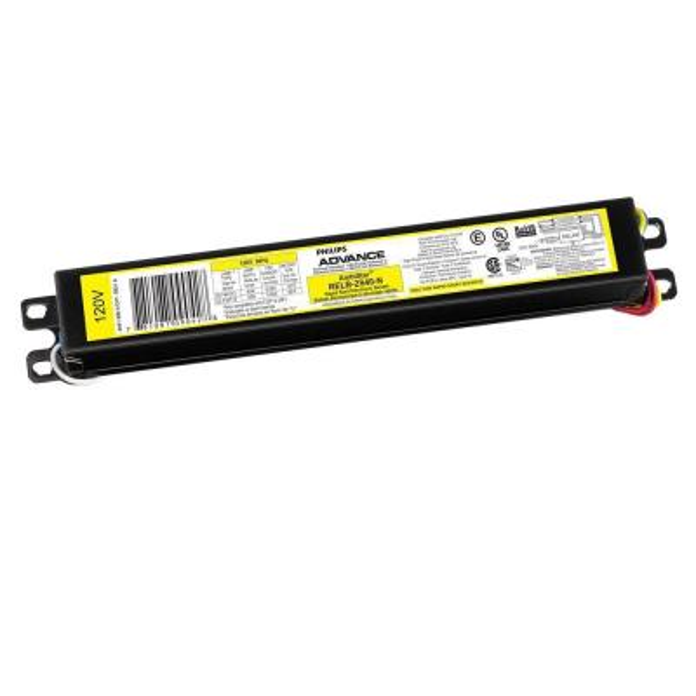 AmbiStar 40-Watt 2-Lamp T12 Rapid Start High Frequency Electronic Replacement Ballast