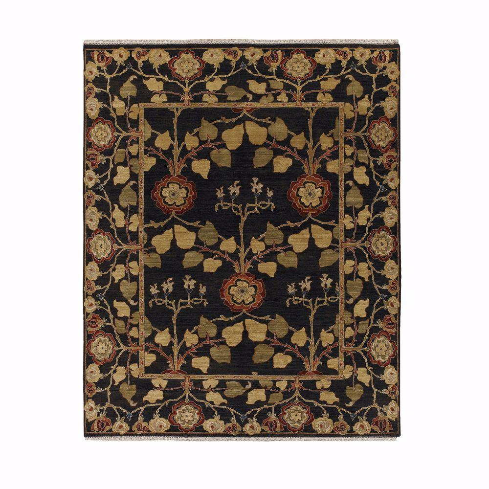 Home Decorators Collection Patrician Java 9 ft. 6 in. x 13 ft. 9 in. Area Rug