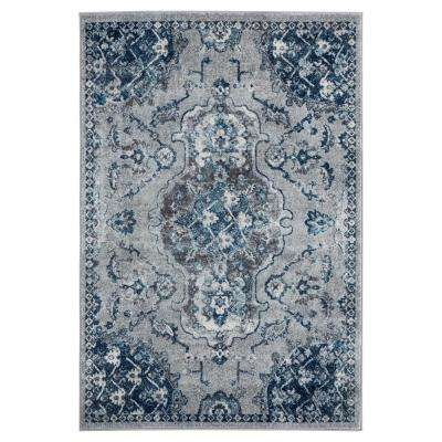 United Weavers Bali Melaya Grey 12 ft. 6 in. x 15 ft. Area Rug