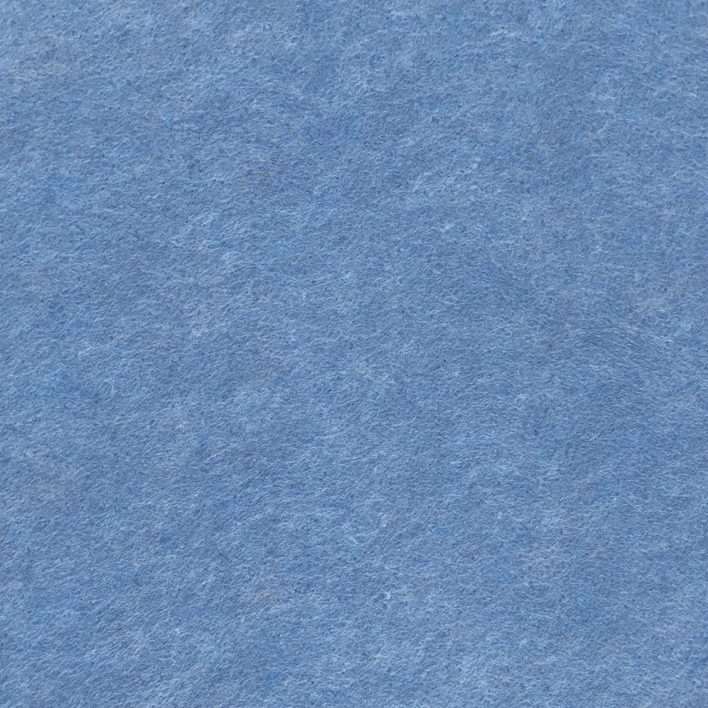 Toptile Sky Blue 2 Ft X 2 Ft Polyester Ceiling Tile Case Of 10