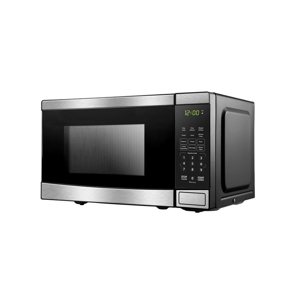 Danby 0 7 Cu Ft Countertop Microwave