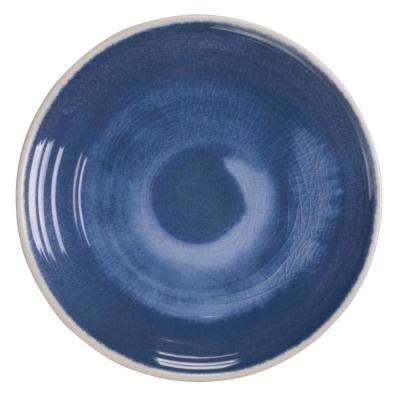Raku Blue Dinner Plate (Set of 6)
