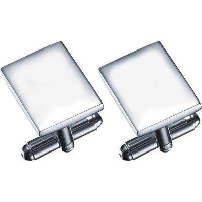 Fedir Silver Plated Cufflinks