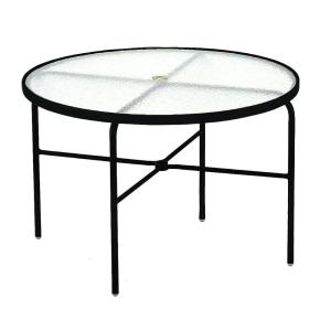 commercial outdoor dining furniture. Black Acrylic Top Commercial Patio Dining Table Outdoor Furniture A