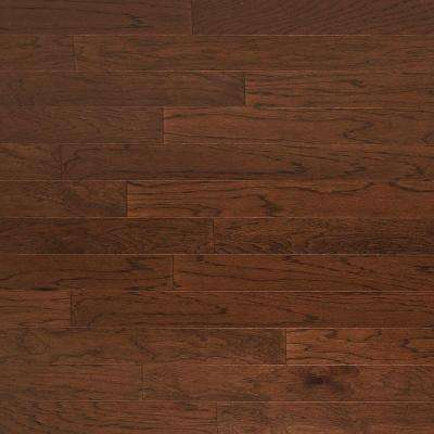 Hickory Engineered Hardwood Hardwood Flooring The Home Depot