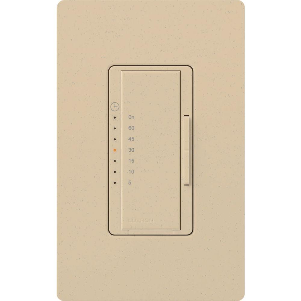 Maestro 5 Amp In-Wall Digital Timer - Desert Stone