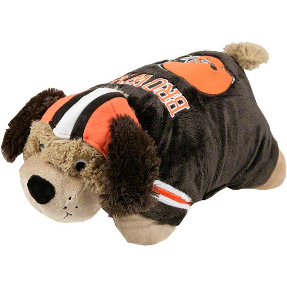 Fabrique Innovations Cleveland Browns Pillow-DISCONTINUED