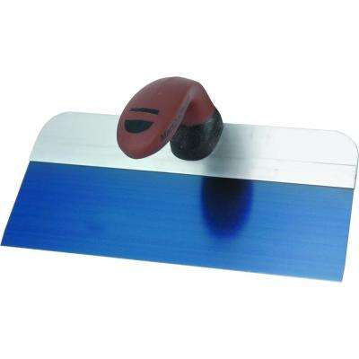 16 in. Blue Steel Direct Pressure Tape Knife with DuraSoft Handle