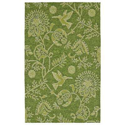 Green 8 X 10 Outdoor Rugs Rugs The Home Depot
