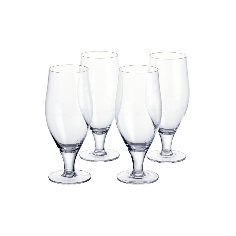 Home Decorators Collection 22.65 fl. oz. Tulip Beer Glasses (Set of 4) was $24.98 now $9.99 (60.0% off)