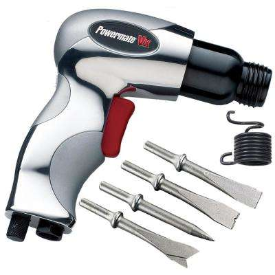 Air Hammer with Chisels
