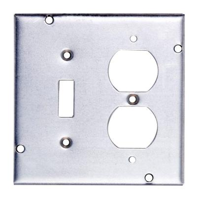 2-7//8-Inch Weatherproof 1 Gang Red Dot CKNM-NG Outlet Box While-In-Use Cover