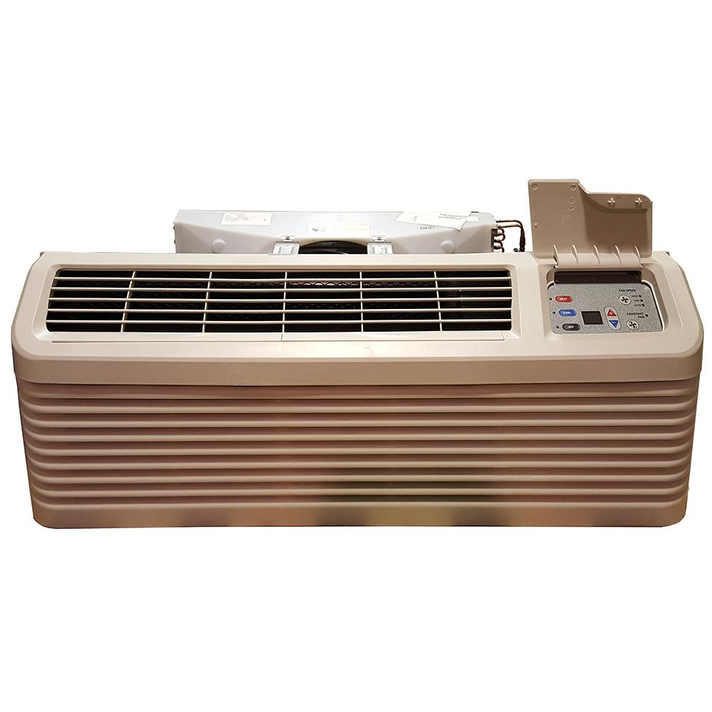 9,000 BTU R-410A Packaged Terminal Air Conditioning Plus 3.5 kW Electric