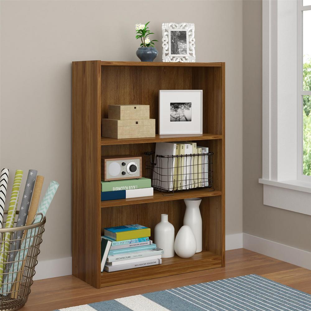 Core Bank Alder Open Bookcase