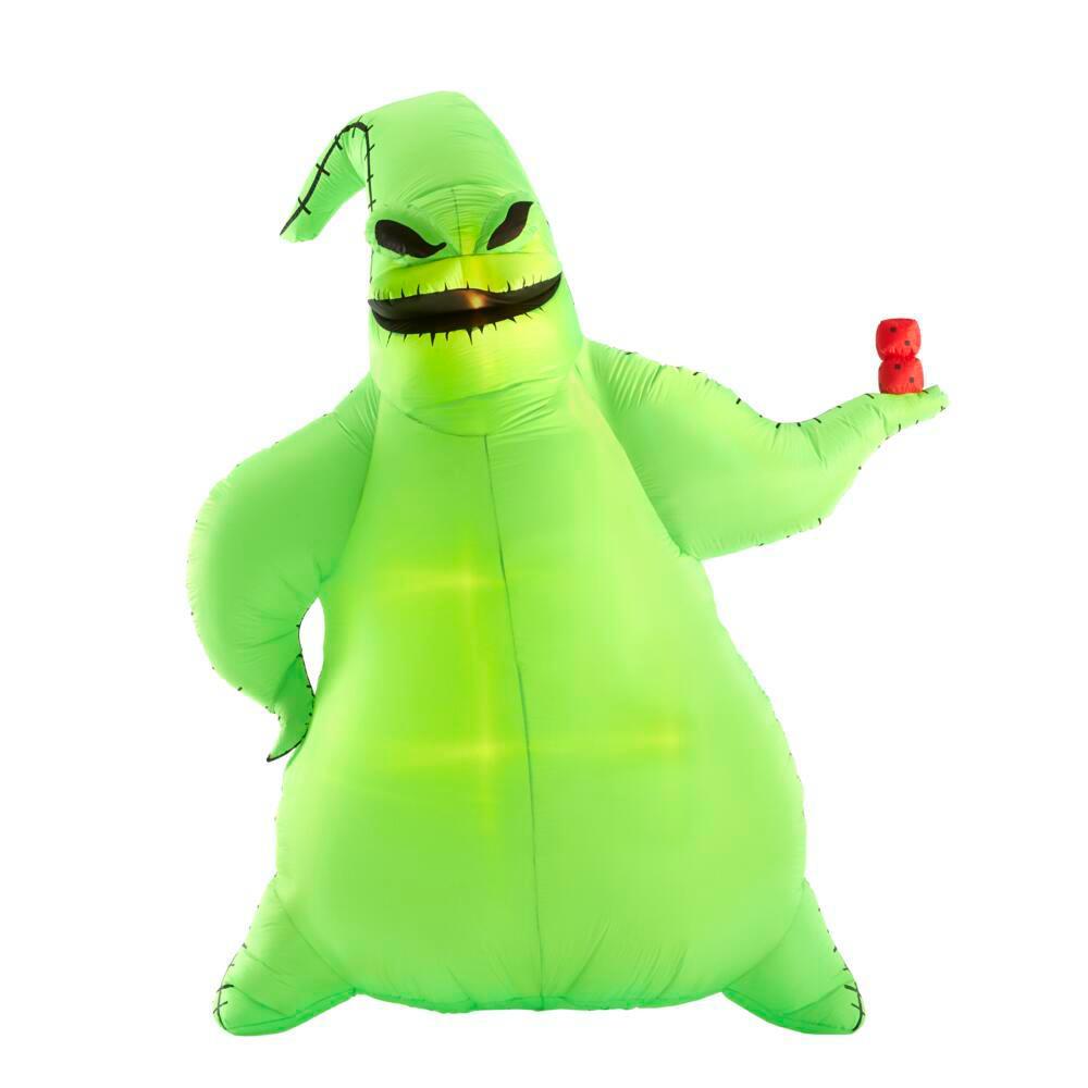 10.5 ft. Oogie Boogie Halloween Inflatable