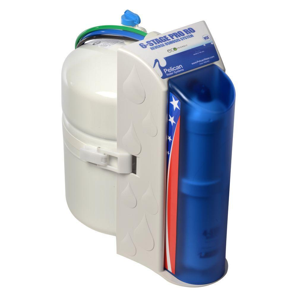 Pelican Water Systems >> Pelican Water 4 Stage Replacement Membrane For Reverse Osmosis Drinking Water System
