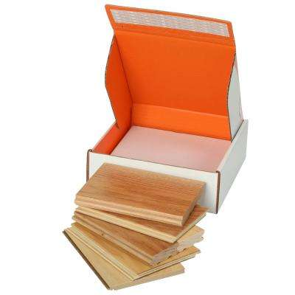 Natural Hardwood Flooring Sample Bundle