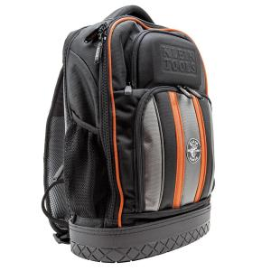 Klein Tools Tradesman Pro 14 inch Tablet Backpack Tool Bag in Black by Klein Tools