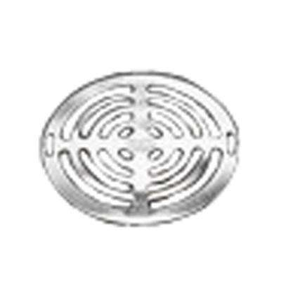 Flat Strainer Plate, Stainless Steel