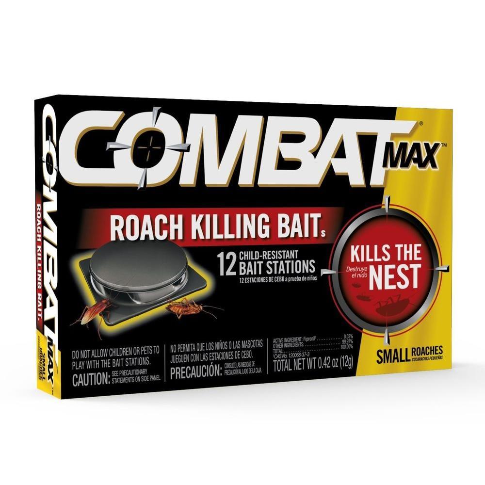 COMBAT Source Kill Max Small Roach Bait (12-Count)
