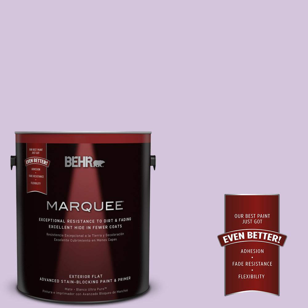BEHR MARQUEE 1-gal. #M570-3 On Location Flat Exterior Paint