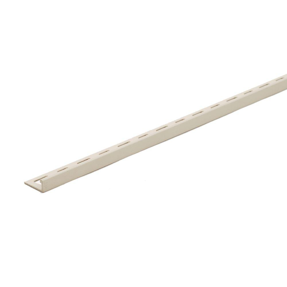 Sandstone 0.435 in. x 96 in. Tile Edging Strip