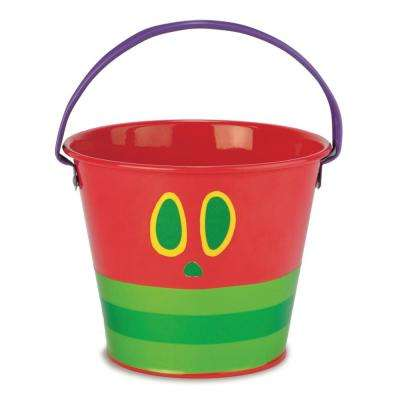 The Very Hungry Caterpillar Garden Pail