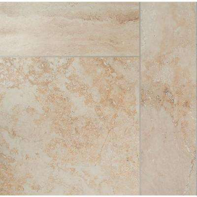 Paterno Pattern 20 in. x 20 in. Glazed Porcelain Floor and Wall Tile (19.46 sq. ft. / case)