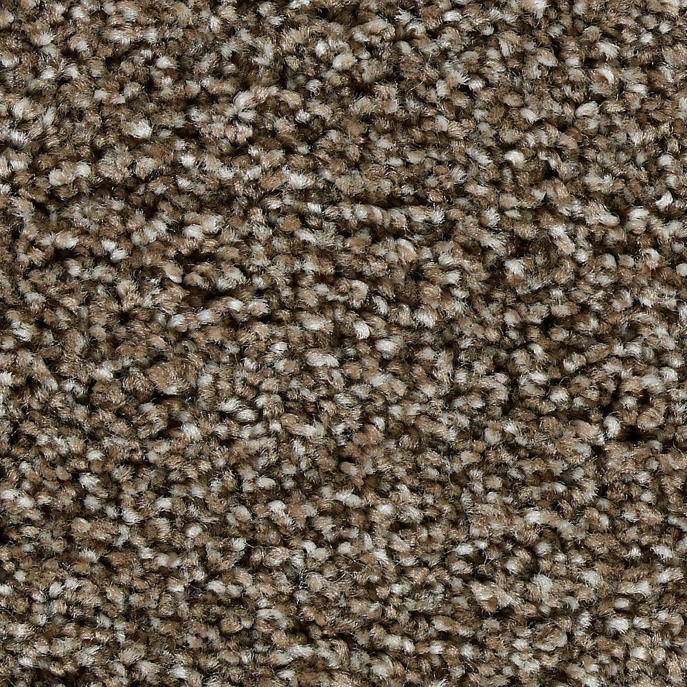 Carpet Sample - Greenlee II - In Color Sun Haze 8 in. x 8 in.