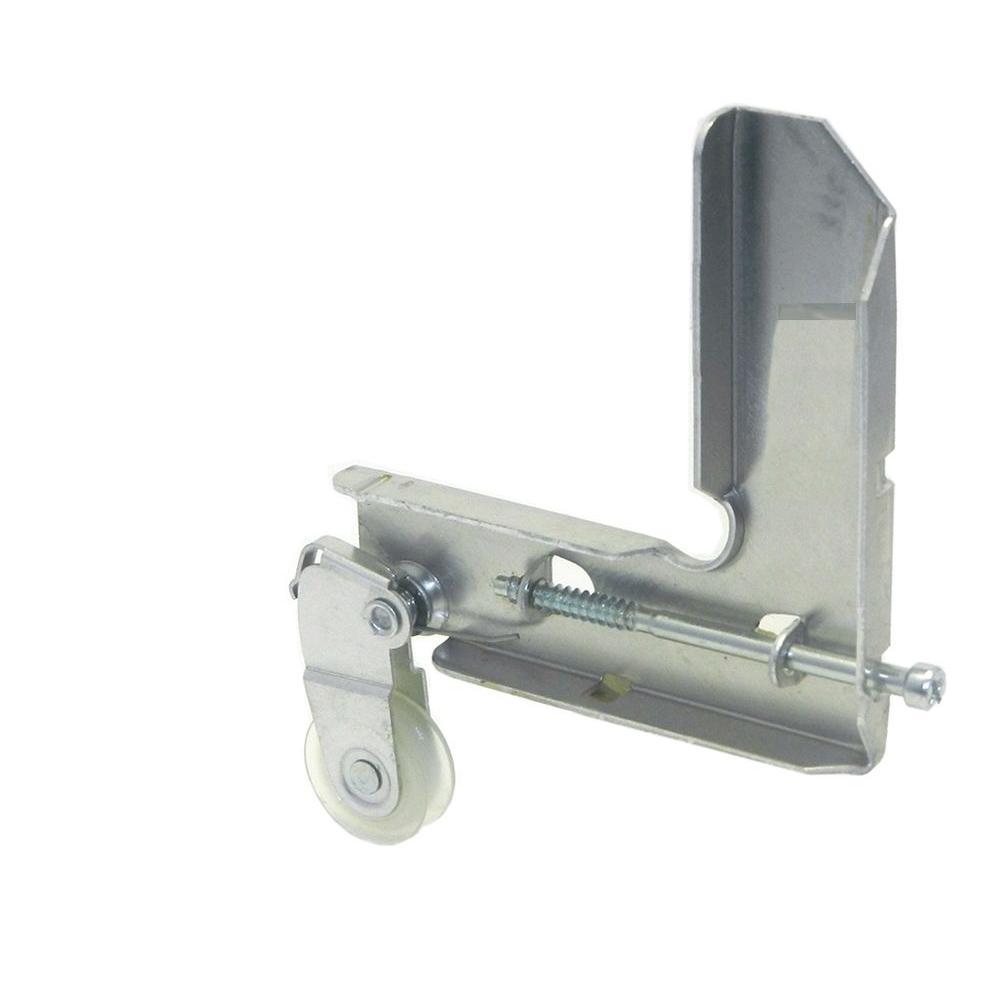 Barton Kramer 1 in. Sliding Screen Door Corner and Roller Assembly