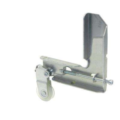 1 in. Sliding Screen Door Corner and Roller Assembly