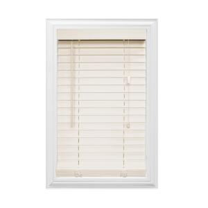 home decorators blinds. Faux Wood Blind  69 in W x 64 Home Decorators Collection White 2 59