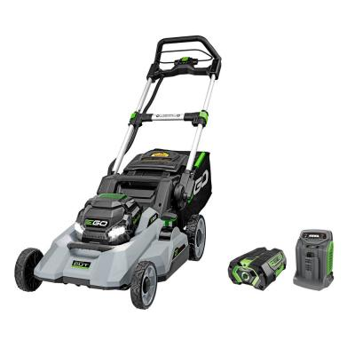 21 in. 56-Volt Select Cut Lithium-Ion Cordless Electric Walk Behind Push Mower with 5.0 Ah Battery and Charger Included