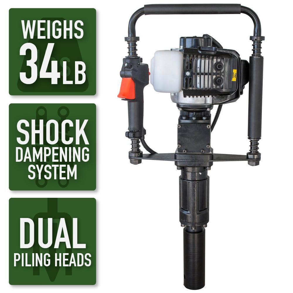 Sportsman Earth Series 32.7cc Gas Powered T-Post Driver was $549.0 now $299.0 (46.0% off)