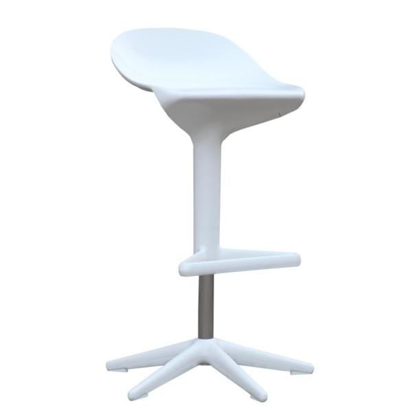 undefined 30 in. White Different Bar Stool