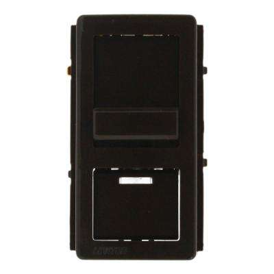 Color Change Face for Decora Dimmer, Brown