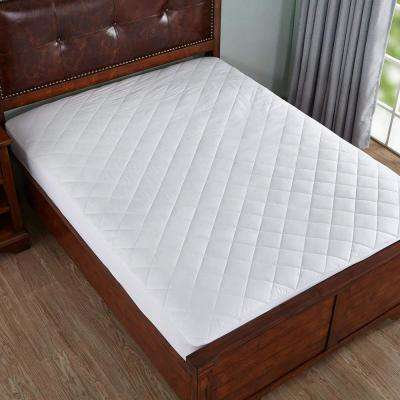 Quilted King Mattress Pad