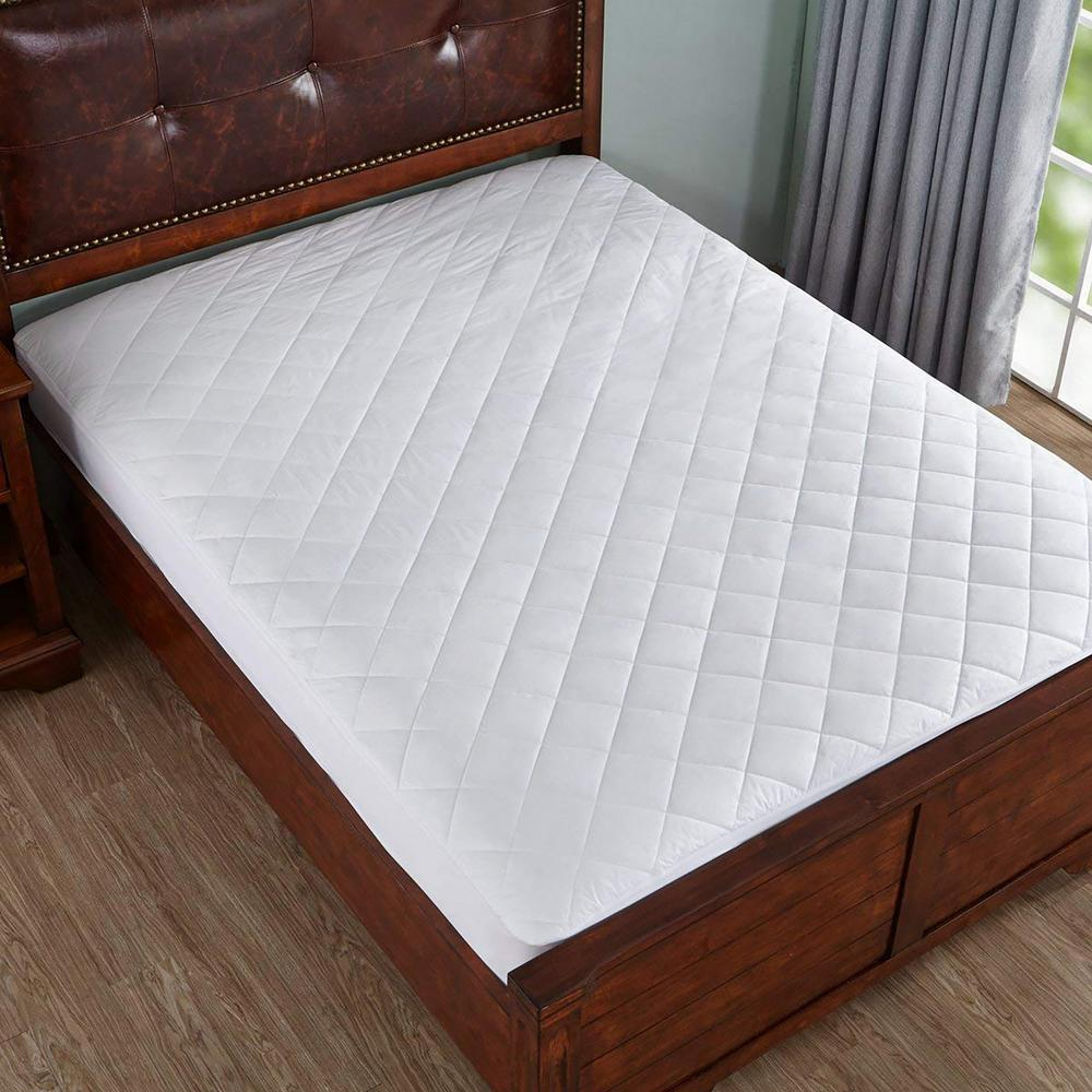 Peace Nest Quilted Queen Mattress Pad He Mp 18011 Q The Home Depot