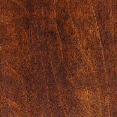 Take Home Sample - Hand Scraped Maple Country Click Lock Hardwood Flooring - 5 in. x 7 in.