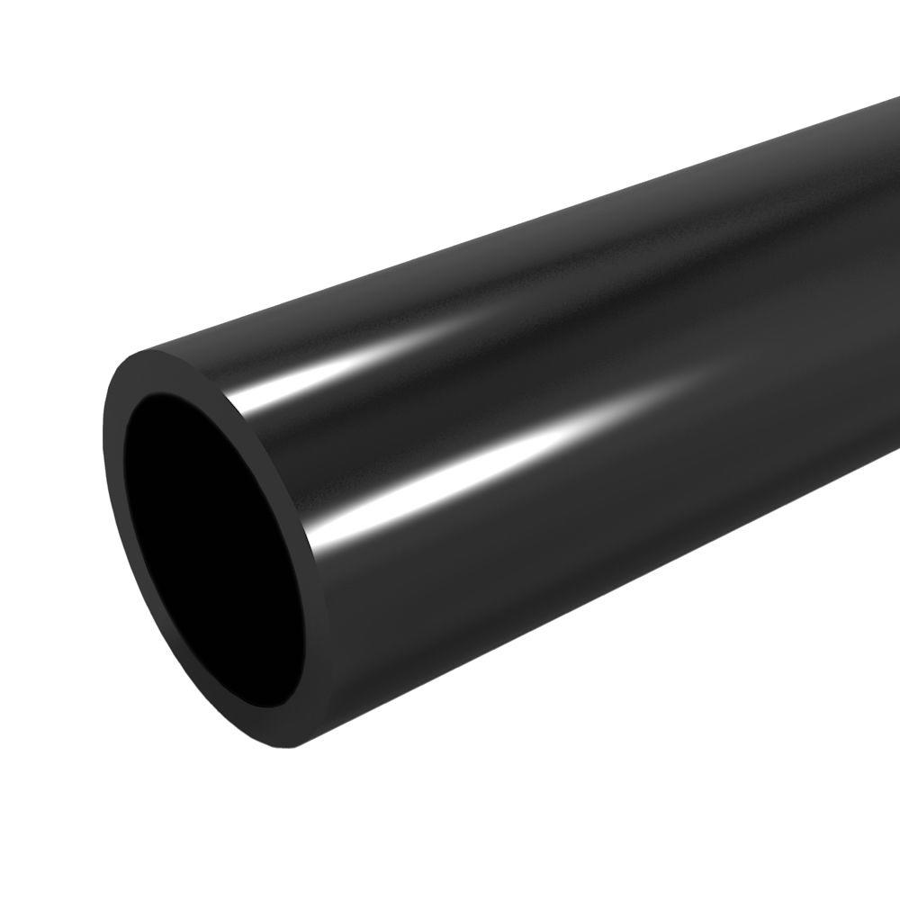 1-1/2 in. x 5 ft. Furniture Grade Sch. 40 PVC Pipe