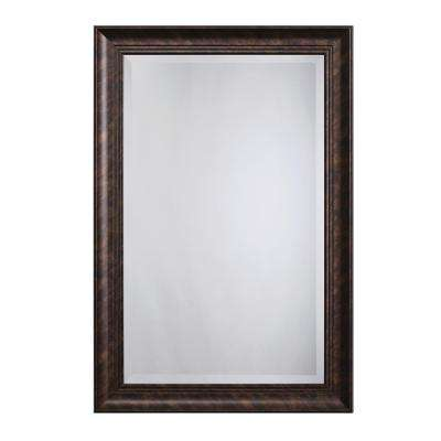 Mirror Frame in Dark Bronze Color