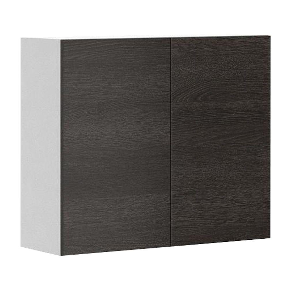 Leeds Ready to Assemble 36 x 30 x 12.5 in. Wall  sc 1 st  The Home Depot & Fabritec Alexandria Ready to Assemble 30 x 30 x 12.5 in. Wall ...