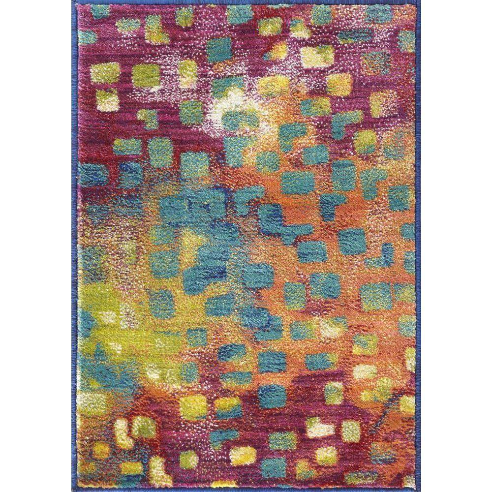 Loloi Rugs Lyon Lifestyle Collection Festival 2 ft. x 3 ft. Accent Rug