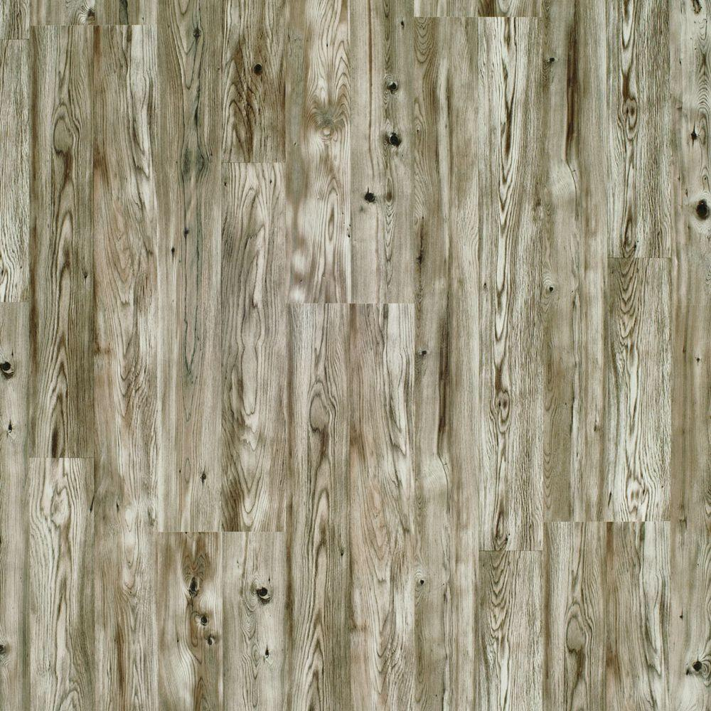 Pergo Presto Grey Yew 8 mm Thick x 7-5/8 in. Wide x 47-5/8 in. Length Laminate Flooring (968.16 sq. ft. / pallet)