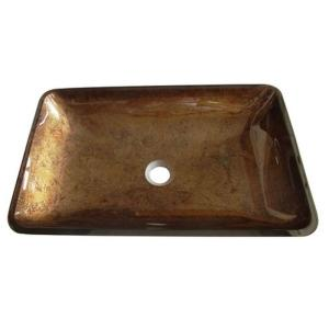 Kingston Brass Vessel Sink in Antique Copper by Kingston Brass