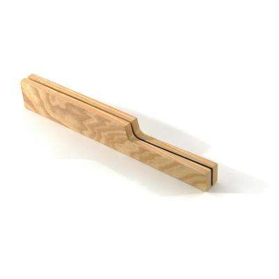 Ron Wooden Long Expandable Knife Organizer