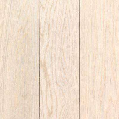 Take Home Sample - Arlington Magnolia Oak Solid Hardwood Flooring - 5 in. x 7 in.
