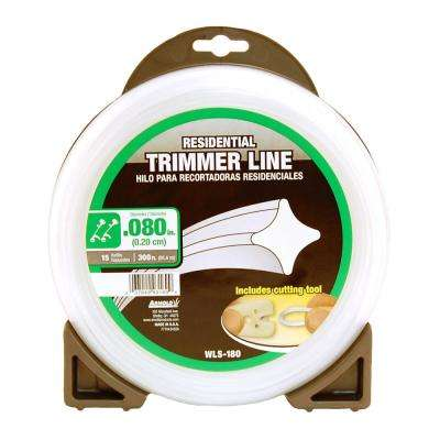 0.080 in. x 300 ft. Residential Trimmer Line