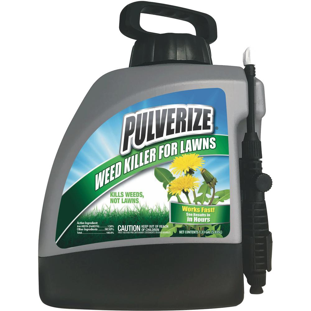 Pulverize 1.33 Gal. Selective Weed Killer RTU